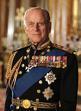 HRH The Prince Philip - Duke of Edinburgh